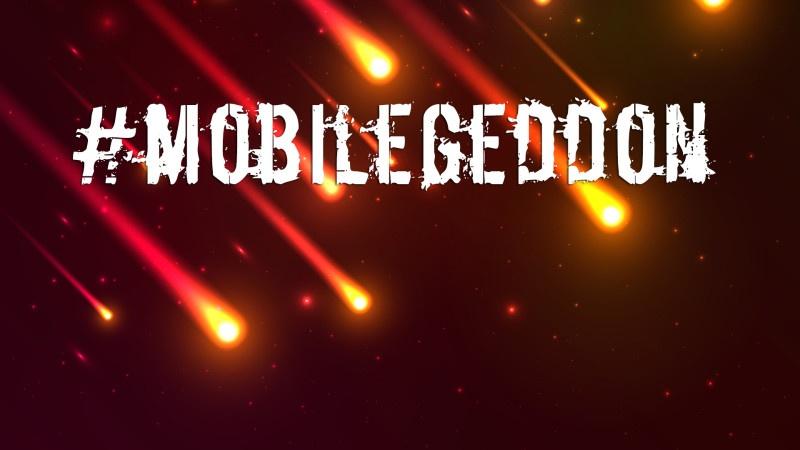 mobilegeddon - mobile friendly site
