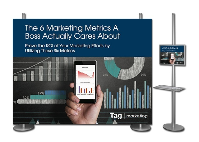 6 Most Important Marketing Metrics For Boss Cheat Sheet