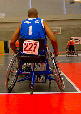 National Wheelchair Games