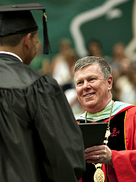 Saint Leo University Commencement