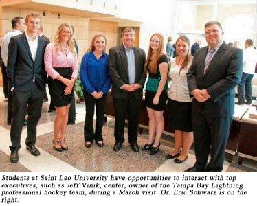 Saint Leo Sport Management program
