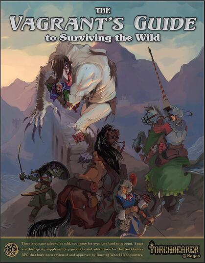 Picture of The Vagrant's Guide to Surviving the Wild