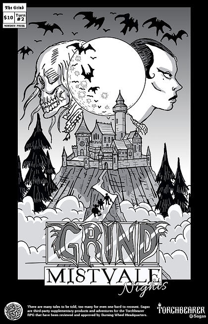 Picture of The Grind Turn 2: Mistvale Nights