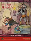 Image for The Crypt of Khaab'r