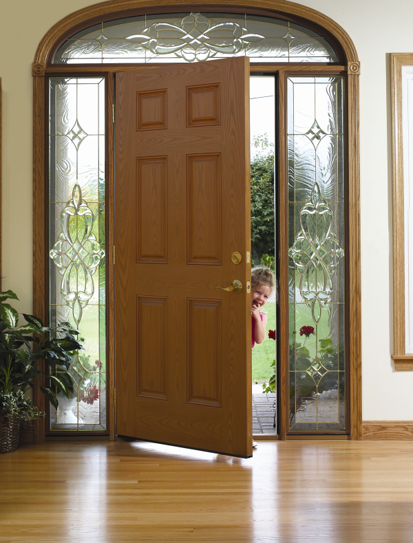 Replacing Front Doors  Top 5 Things to Consider. Front Doors With Windows On Top. Home Design Ideas