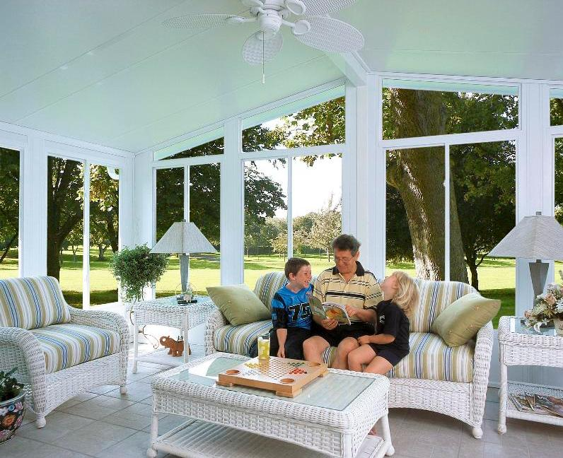Beach Inspired Sunrooms. Sunroom Design Ideas. Sharetweetpin