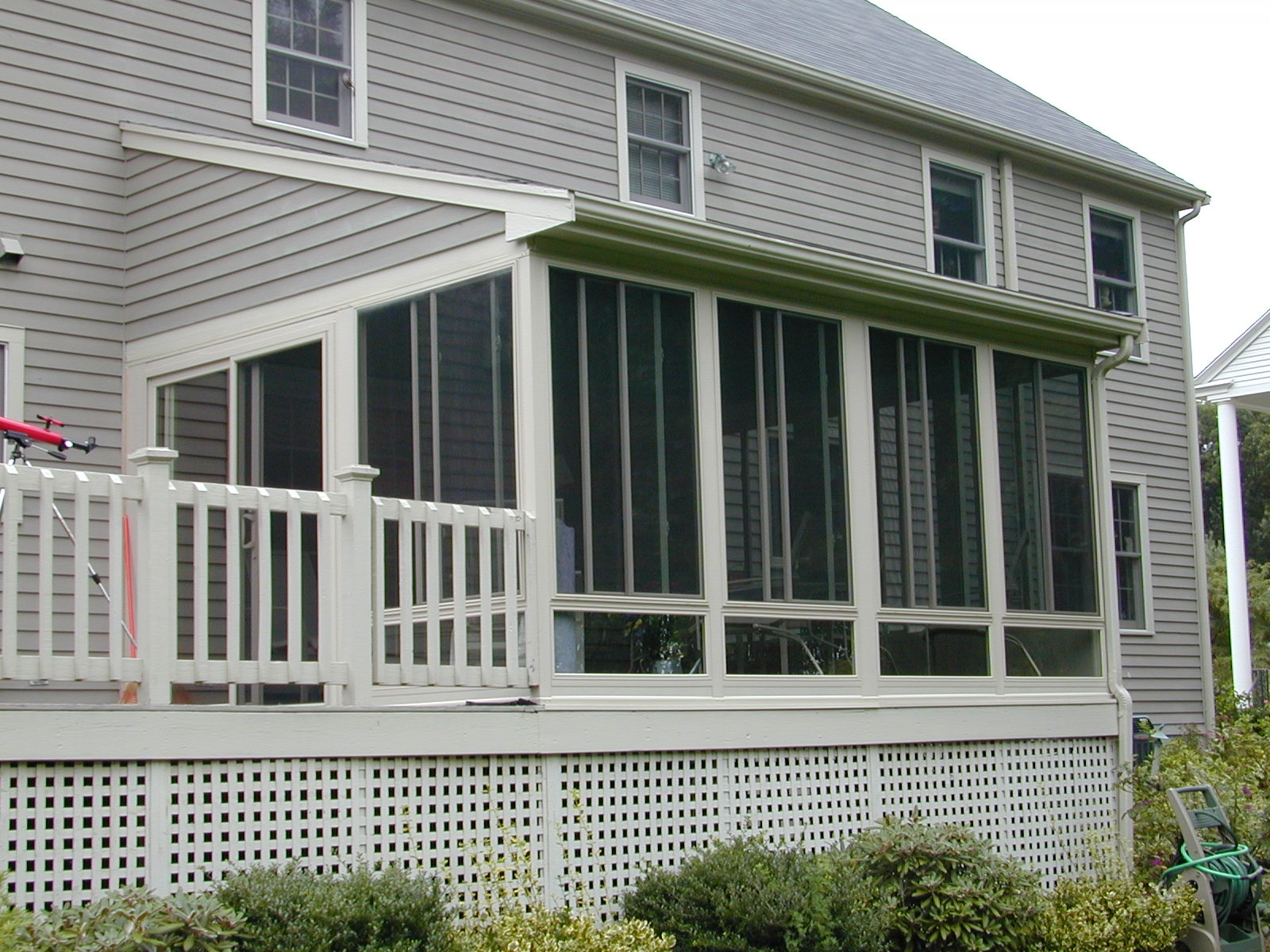 Sunroom Vs Room Addition Whats The Difference - Patio room addition