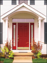 how to choose a color for your front door
