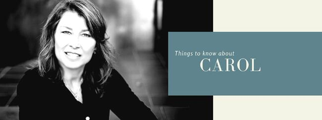 Creative Home Stagers Team: 15 Things to Know About Carol