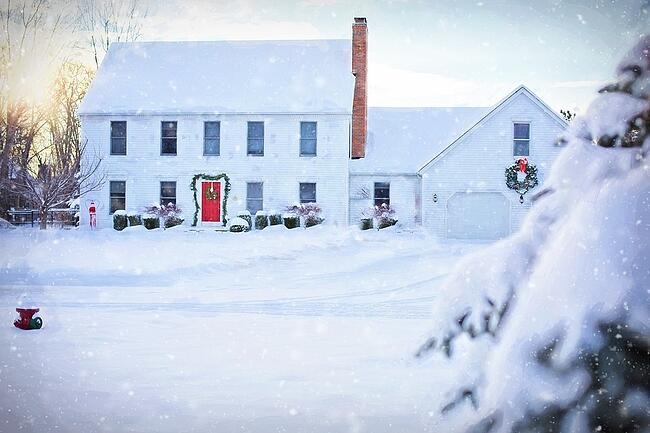 Quick Ways to Boost Your Home's Winter Curb Appeal