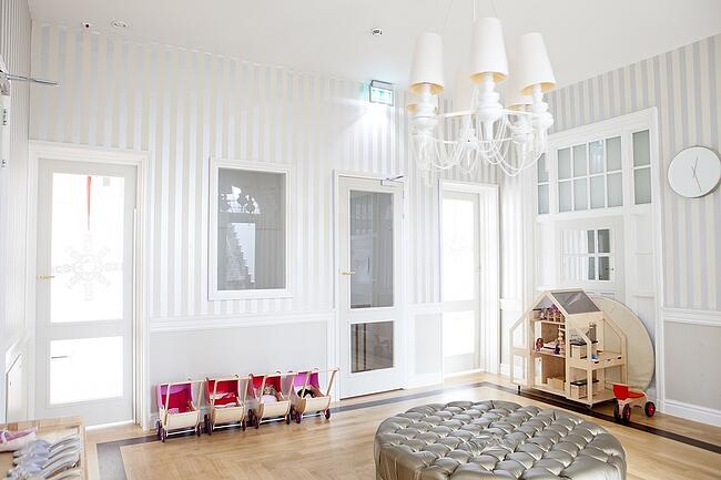 How to Stage a Kid-Friendly Home
