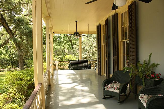 Patios and Porches: Make Them Look Inviting