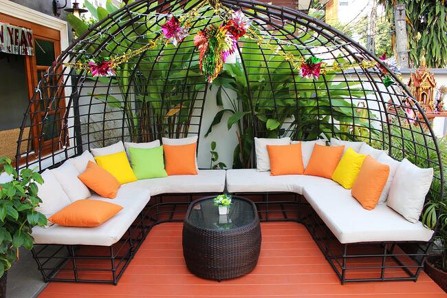 The Top 3 Trends in Patios this Summer