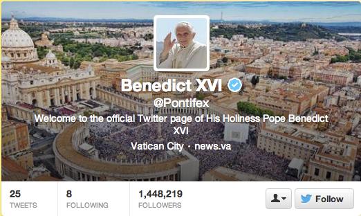 pope benedict pontifex twitter resized 600