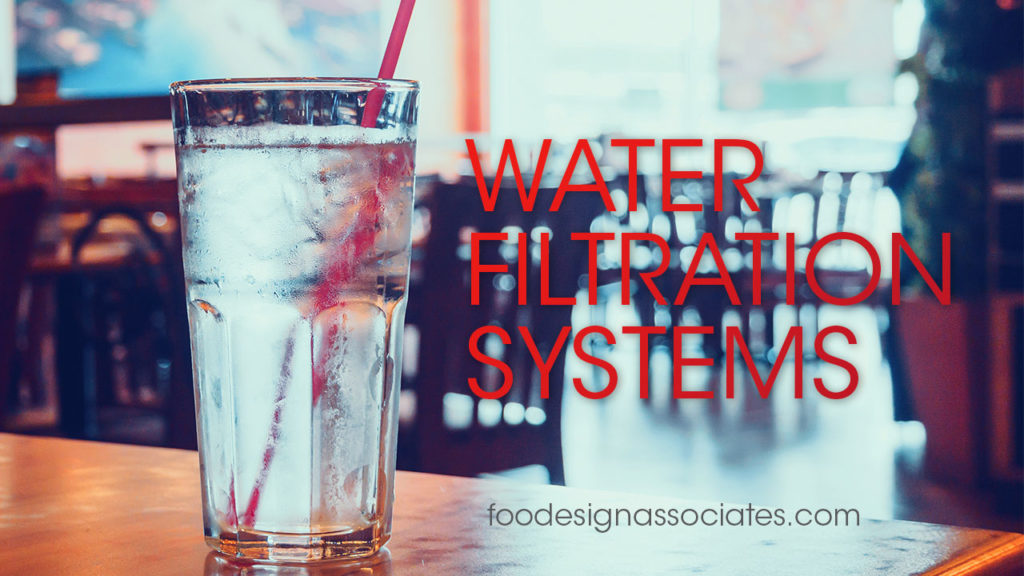 Foodservice Water Filtration