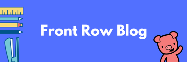 Front Row Blog