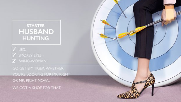 The Emperor Has No Shoes: A Marketing Lesson from Nine West