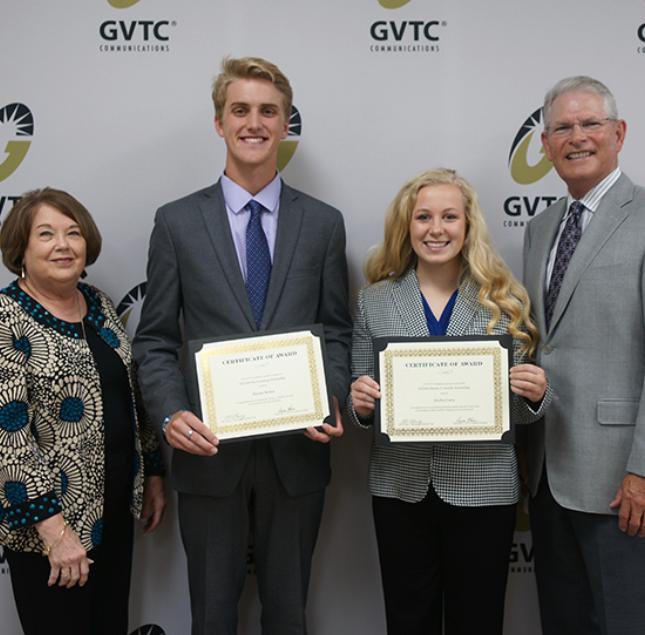 The GVTC Foundation Awards FOUR 2019 Scholarships