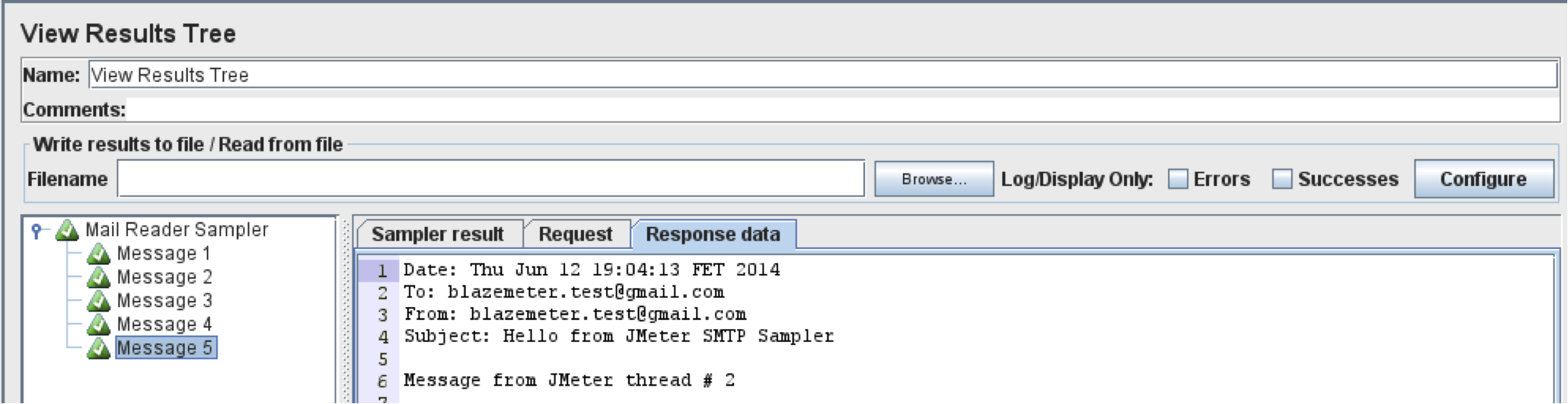 Load Testing Your Email Server: How to Send and Receive E-mails with