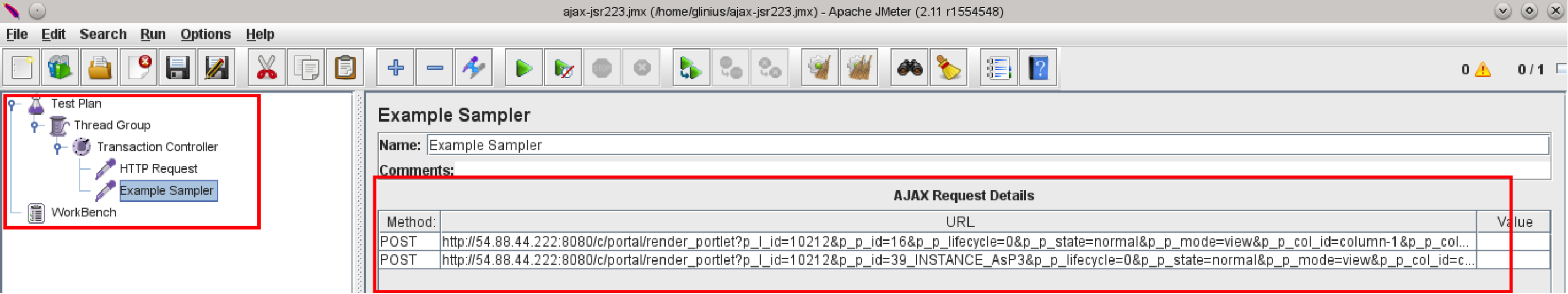 How to Load Test AJAX/XHR Enabled Sites With JMeter | BlazeMeter