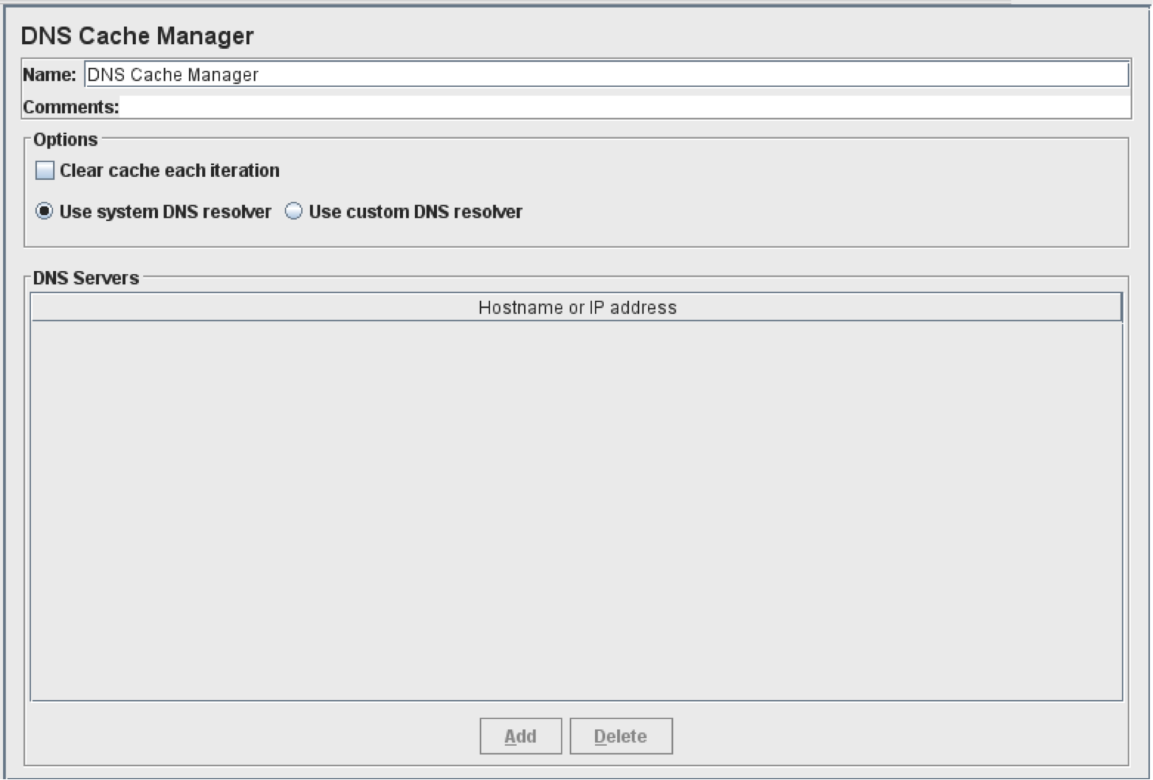 The DNS Cache Manager: The Right Way To Test Load Balanced