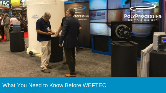 What You Need to Know Before WEFTEC