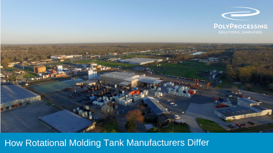How Rotational Modling Manufacturers Differ