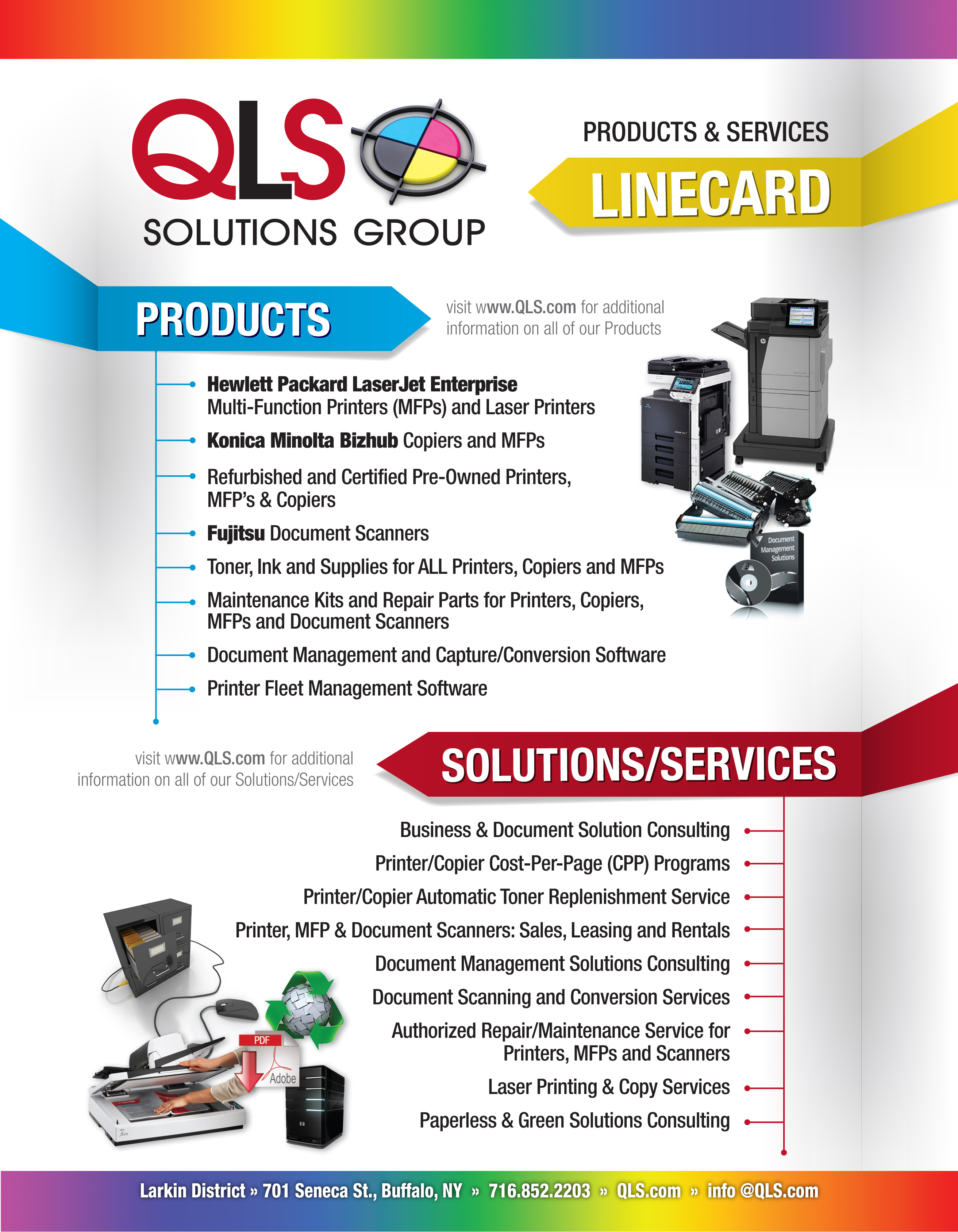 Static Document Archive | QLS Solutions Group