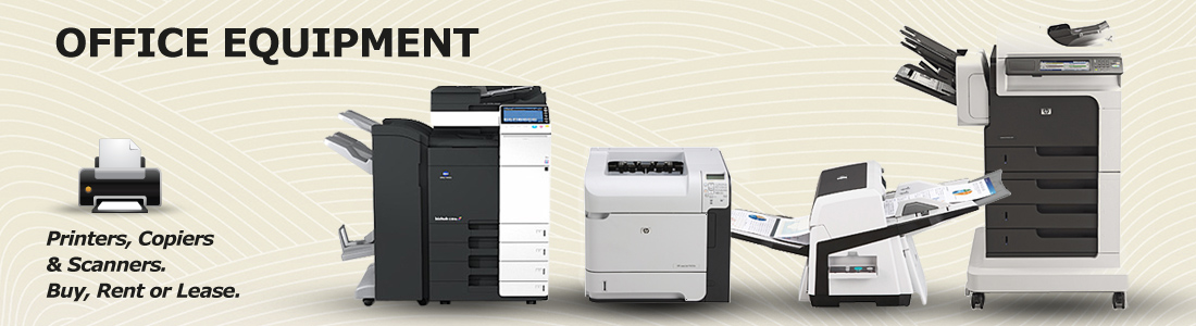 LaserJet Single Function & Multi-Function Equipment