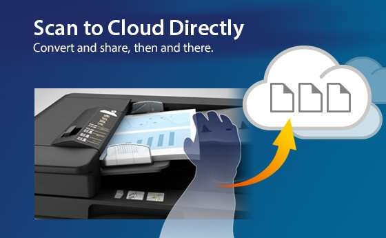 Scan to Cloud Directly