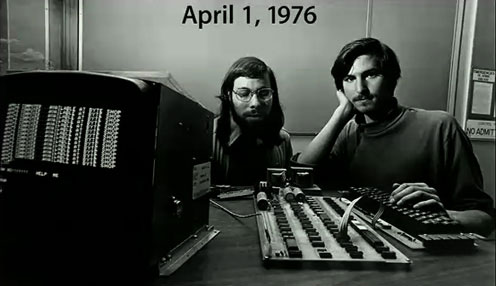 Steve Jobs | 1976 | Apple, Inc.