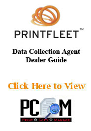 PCM Data Collection Agent Dealer Guide