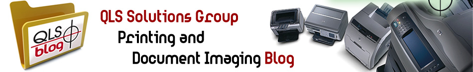 Document Management Solutions, Managed Print Services and Document Imaging Blog