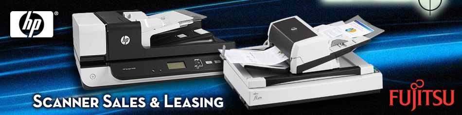 Scanner Sales and Leasing