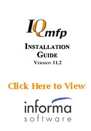 IQmfp Installation Guide v11.2