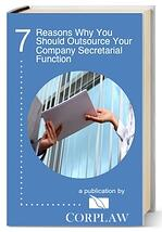 7 Reasons To Outsource Your Company Secretarial Work