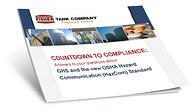 hazcom, osha compliance, GHS, tank construction