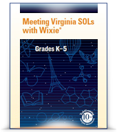 Virginia SOL Guides for Pixie