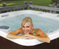 Plug in Hot tubs make great Holiday gifts
