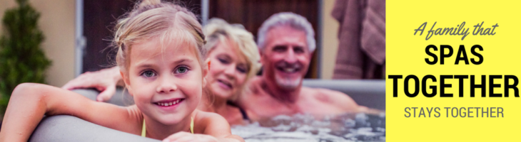 Strengthen Your Family Bond with a Hot Tub