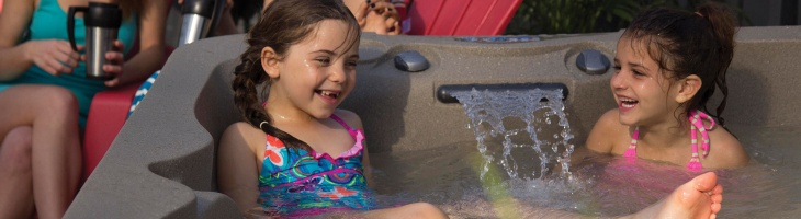 #1 Ranked Hot Tub in Quality and Value within Entry Level category