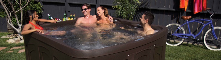 4 Advantages of Owning a Plug-In Hot Tub