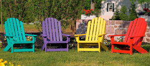 Adirondack Patio Furniture