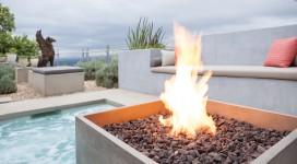 brown jordan firepits