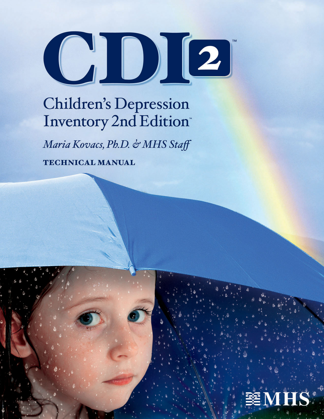 Children's Depression Inventory 2nd Edition - CDI 2