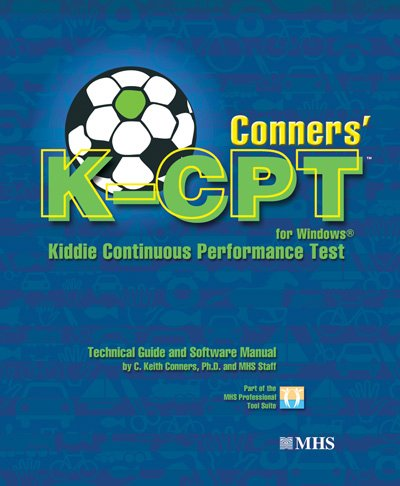 Conners' Kiddie Continuous Performance Test Version 5 - K-CPT V.5