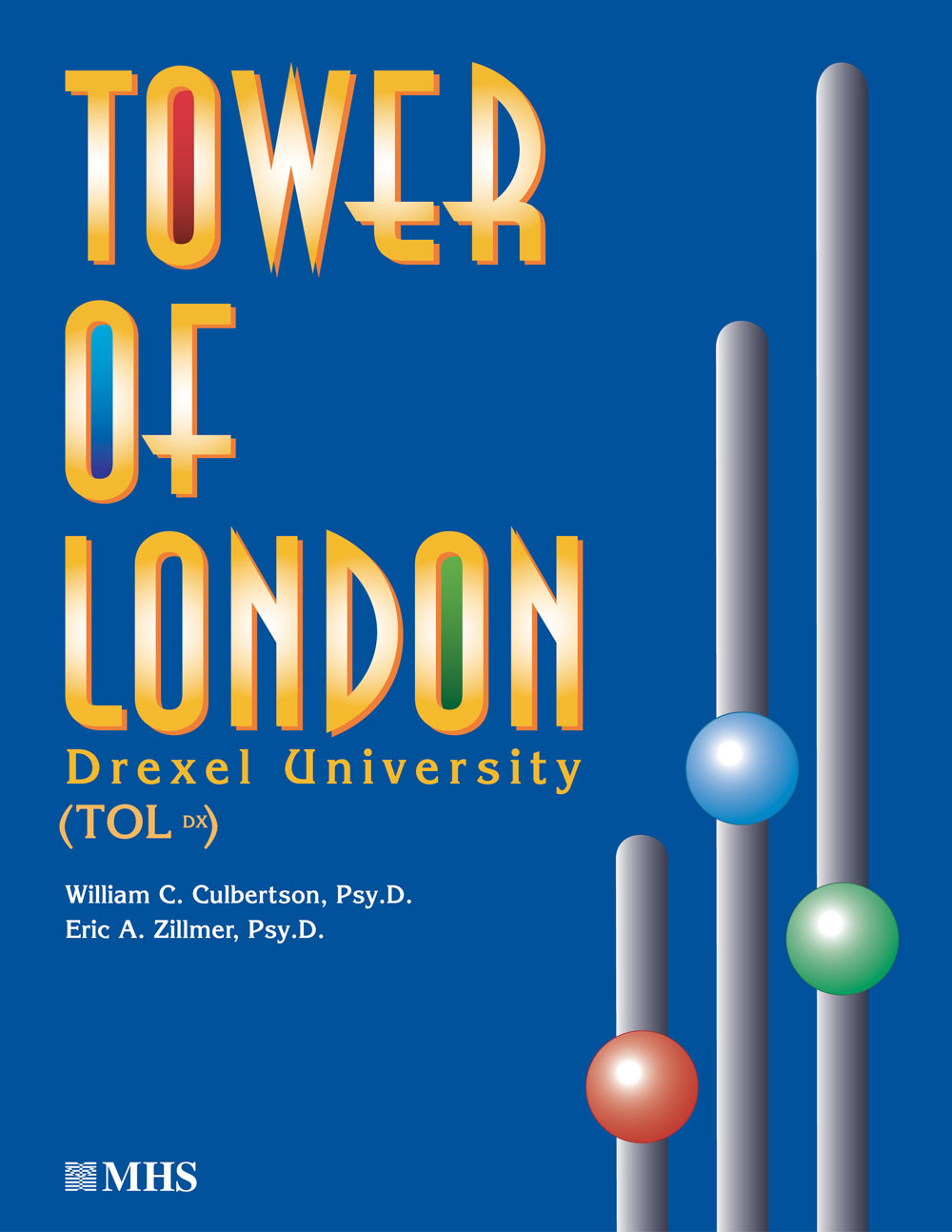 Tower of LondonDX™ 2nd Edition - TOL DX 2nd Ed.