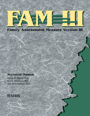 Family Assessment Measure–III - FAM-III™