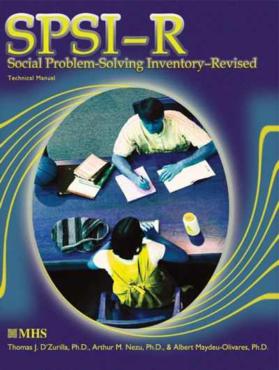 Social Problem-Solving Inventory–Revised - SPSI–R™