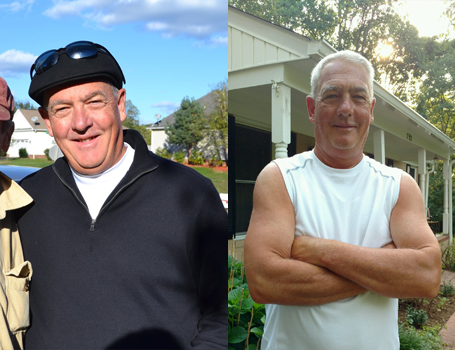 lost 30 pounds at age 60